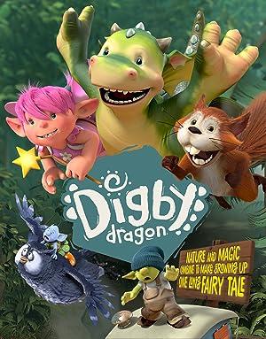 Where to stream Digby Dragon