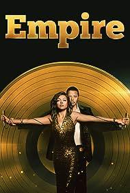 Terrence Howard and Taraji P. Henson in Empire (2015)