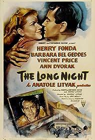 Henry Fonda and Barbara Bel Geddes in The Long Night (1947)