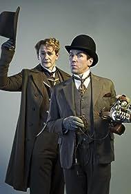 Alexander Armstrong and Ben Miller in Comedy Showcase (2007)