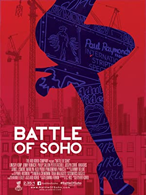 Where to stream Battle of Soho