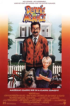 Dennis the Menace Poster Image