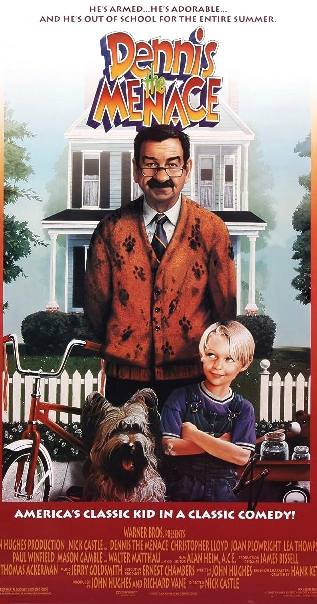 Watch Full HD Movie Dennis the Menace (1993)
