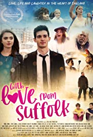 With Love From... Suffolk Poster