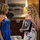 Andrea Barber and Candace Cameron Bure in Fuller House (2016)