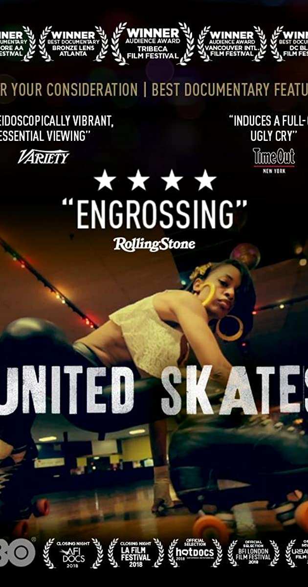 Subtitle of United Skates Documentary