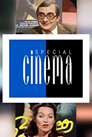 François Truffaut, Claude Chabrol, Michel Audiard, Jean Carmet, Patrick Dewaere, Annie Girardot, Yves Montand, Marie-France Pisier, Claude Sautet, and Simone Signoret in Spécial cinéma (1974)