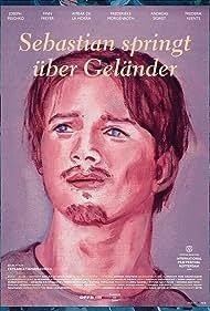 Sebastian springt über Geländer (2020)