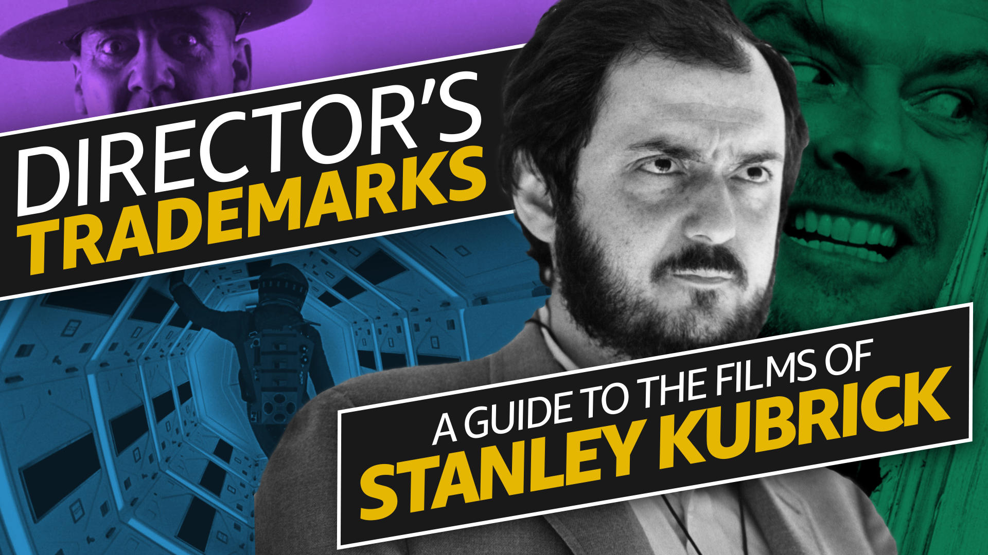 A Guide to the Films of Stanley Kubrick from IMDb on the Scene (2015-)