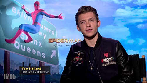 Tom Holland Answers Fan Questions