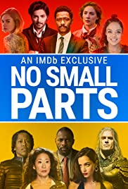 No Small Parts Poster