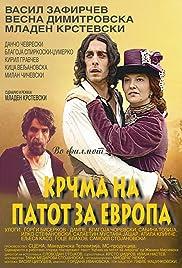 Krcma na patot kon Evropa Poster