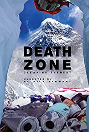 Death Zone: Cleaning Mount Everest Poster