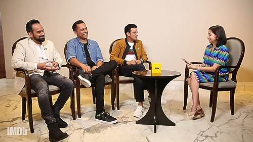 "IMDb On The Scene: Manoj Bajpayee, Raj and DK take IMDb's ""The Family Man"" Quiz"