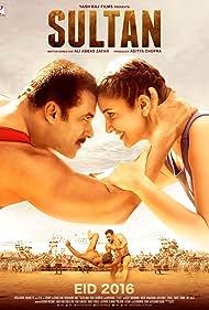 Salman Khan and Anushka Sharma in Sultan (2016)