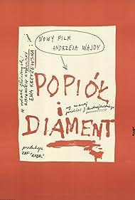 Popiól i diament (1961) Poster - Movie Forum, Cast, Reviews