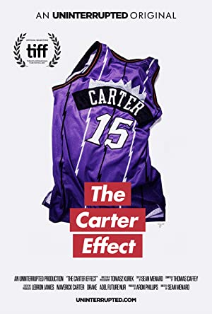 Where to stream The Carter Effect