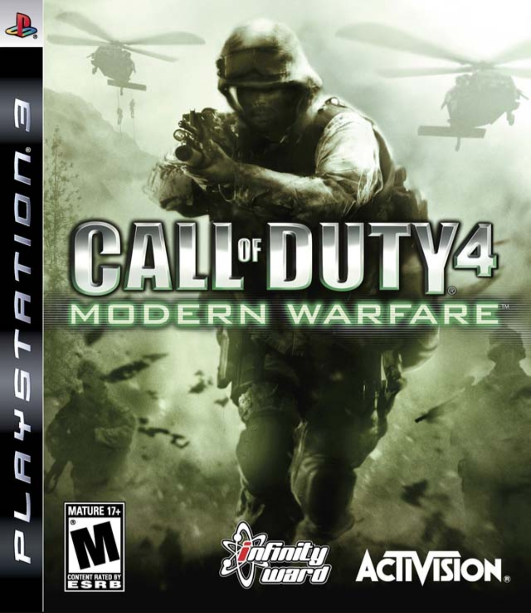 Call of Duty 4: Modern Warfare (Video Game 2007) - IMDb