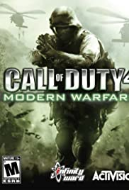 Call of Duty 4: Modern Warfare Poster