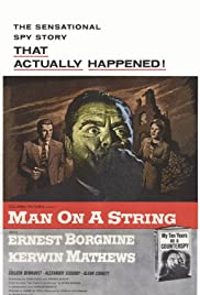 Man on a String Poster