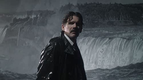 Brilliant, visionary Nikola Tesla (Ethan Hawke) fights an uphill battle to bring his revolutionary electrical system to fruition, then faces thornier challenges with his new system for worldwide wireless energy.
