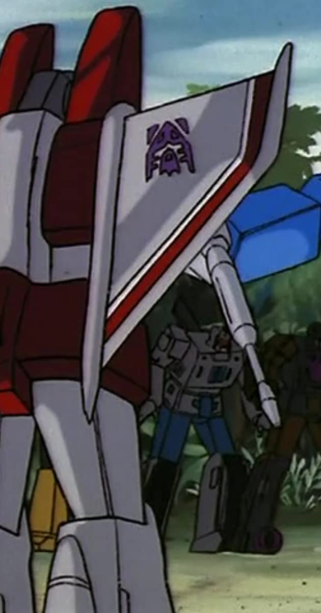 Transformers Animated Combaticons