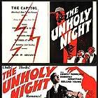 The Unholy Night (1929)