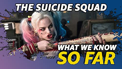 What We Know About 'The Suicide Squad' ... So Far