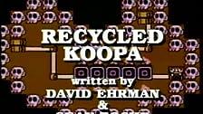 Recycled Koopa
