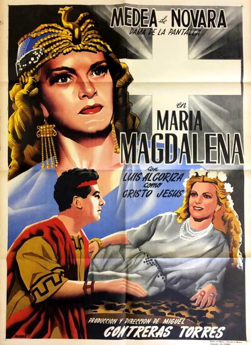 Medea de Novara in María Magdalena, pecadora de Magdala (1946)
