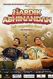 Hardik AbhiNandan Poster