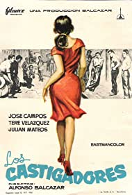 Tere Velázquez in Los castigadores (1962)