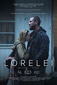 Jena Malone and Pablo Schreiber in Lorelei (2020)