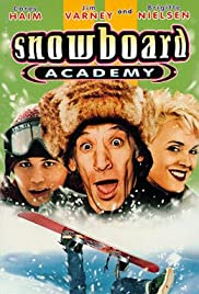 Snowboard Academy Poster