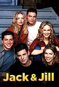 Amanda Peet, Ivan Sergei, Justin Kirk, Sarah Paulson, Jaime Pressly, and Simon Rex in Jack & Jill (1999)