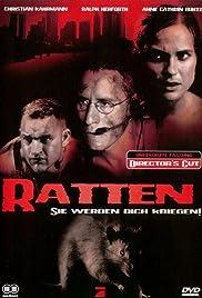 Ratten - sie werden dich kriegen! Poster