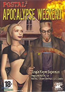 Watchers movie trailer Postal 2: Apocalypse Weekend by Vince Desiderio [h264]