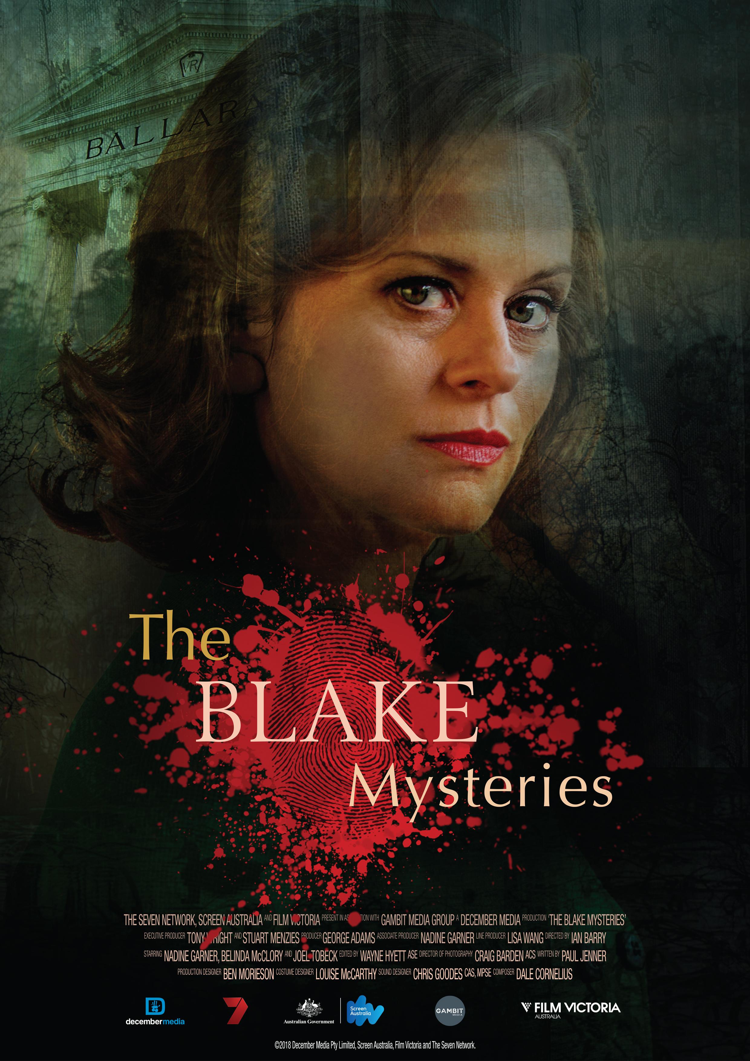 The Blake Mysteries: Ghost Stories (TV Movie 2018) - IMDb