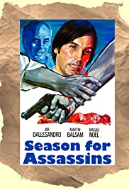 Season for Assassins Poster