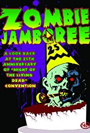 Zombie Jamboree: The 25th Anniversary of Night of the Living Dead Poster
