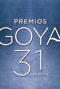 Primary photo for Premios Goya 31 edición