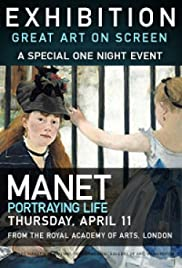Exhibition on Screen: Manet - Portraying Life Poster
