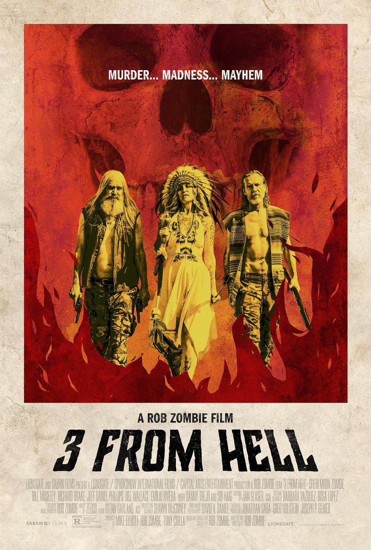 3 From Hell 2019 Imdb