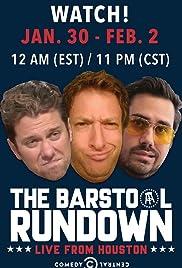 The Barstool Rundown: Live from Houston Poster