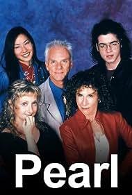 Malcolm McDowell, Carol Kane, Lucy Liu, and Rhea Perlman in Pearl (1996)