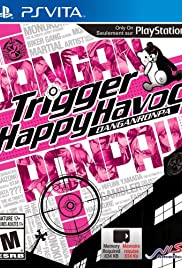 Danganronpa: Trigger Happy Havoc Poster