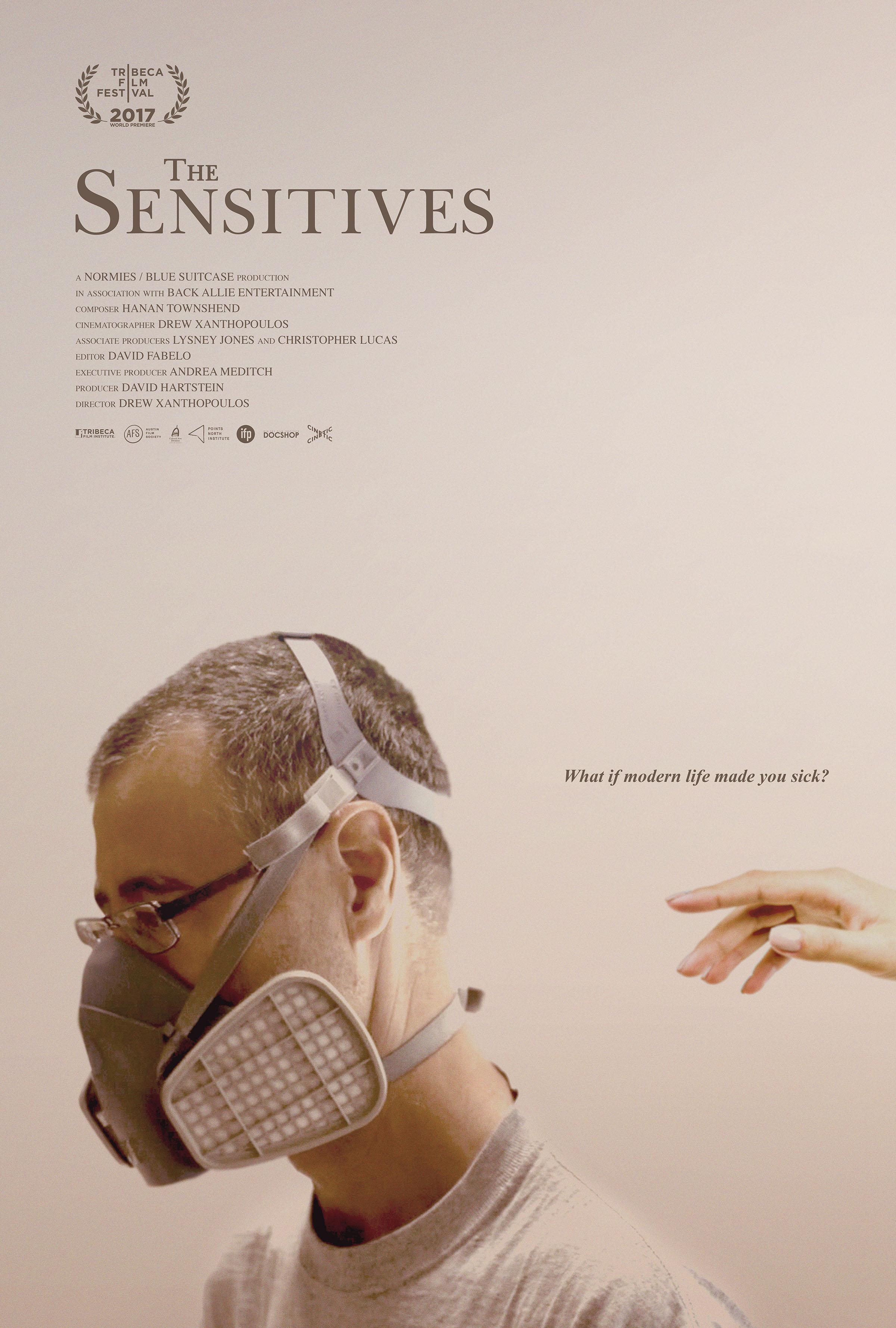 The Sensitives (2017) WEBRip 480p & 720p