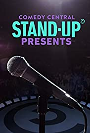 Comedy Central Stand-Up Presents Poster