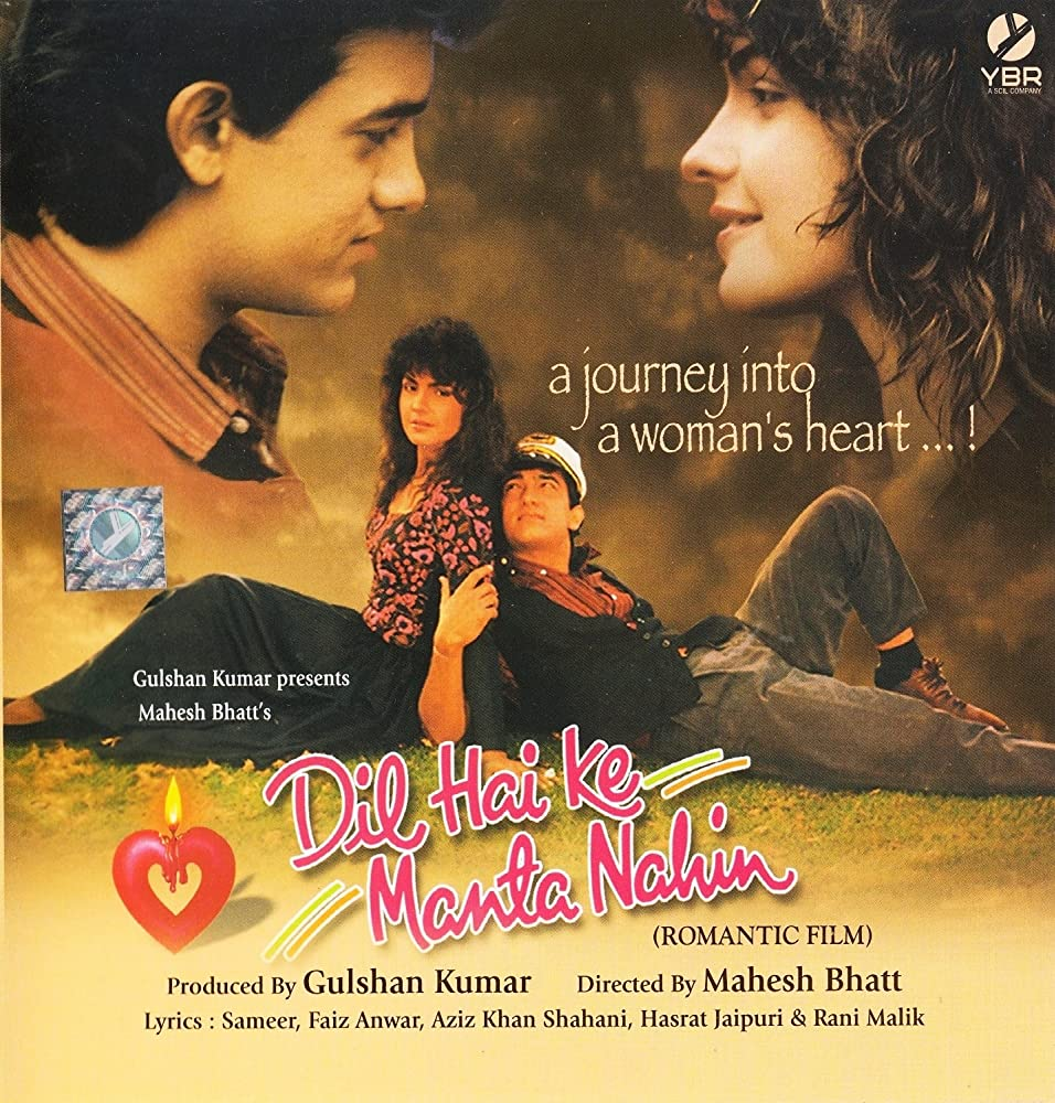 Dil Hai Ke Manta Nahin (1991) Hindi 500MB DVDRip ESubs