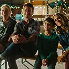 Faith Ford, Jana Kramer, Wes Brown, and Trace Masters in Christmas in Mississippi (2017)